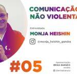 Comunicação Não Violenta - Barucast com monja Heishin Sensei