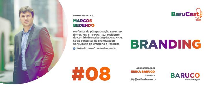BRANDING COM MARCOS BEDENDO